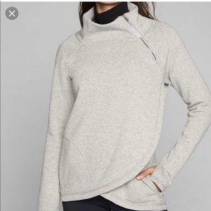 Athleta cozy karma sweatshirt